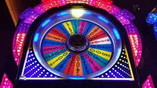 $10-$50/spin THREE BONUSES at Wheel of Fortune HIGH LIMIT Slots