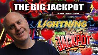 •RAJA LOVES LIGHTNING LINK •FAVORITE GAME PAY$ OUT BIG!
