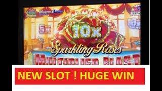 150X MULTIPLIER $$$ NEW SPARKING ROSES MULTIPLIER BLAST SLOT !!! HUGE WIN !!
