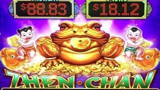 ++NEW Zhen Chan slot machine, DBG