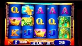 Far East Fortunes Slot Machine Bonus Excalibur Casino Las Vegas
