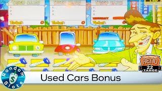 Used Cars Slot Machine Bonus Did I Buy a Lemon