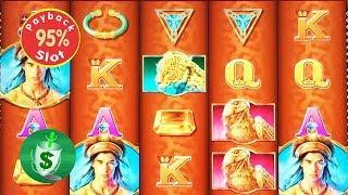 95% Mystical Worlds slot machine, bonus