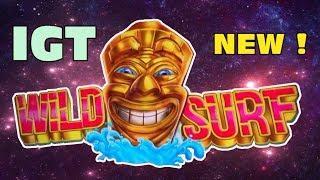 IGT Wild Surf!  New!
