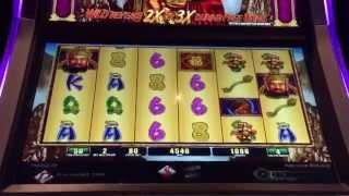 Fortune Ruler Slot Machine Free Spin Bonus & Retriggers BIG WIN!