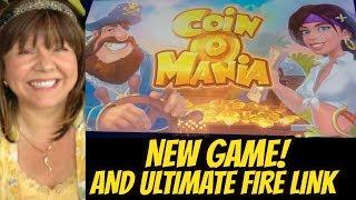 NEW GAME! COIN O MANIA & ULTIMATE FIRE LINK