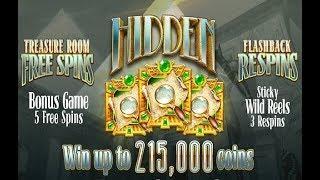 Hidden Online Slot from ELK Studios