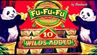 FU FU FU slot machine FIRST TRY BONUS WINS!