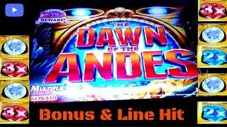 ( First Attempt ) Konami - The Dawn of the Andes : Line Hit & Bonus