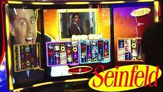 Seinfeld Slot Machine from Scientific Games •