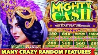 •VEGAS WINS MIGHTY CASH•SUPER BIG WIN! SWEET PROFIT AND GOOD BONUS SESSION SLOT MACHINE