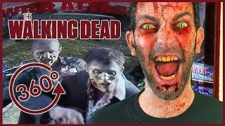 • WALKING DEAD in 360• w/ Andrew from UK • At least the Drinks were good! • Slot Machine Pokies