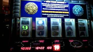 Sun and Moon slot bonus win at Mohegan Sun CT