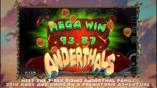 Anderthals Online Slot from Microgaming