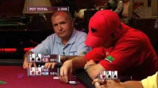 WCP III - Sugar Teddy Plays Aggressively From The Small Blind Pokerstars.com