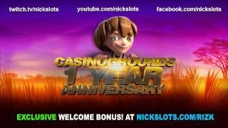 Casino Slots LIVE - BIG Cashout?? | Part 1