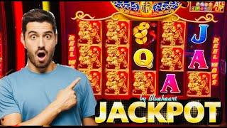 ★ Slots ★ FIRST JACKPOT★ Slots ★ DANCING DRUMS slot machine JACKPOT HANDPAY! and more WINS!