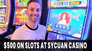 • $500 LIVE at Sycuan Casino • San Diego Casino ‼️ BCSlots
