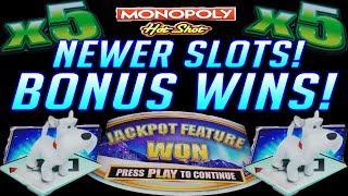 •️ MAX BET MADNESS •️ Random NEW Slot Bonuses and BIG WINS!