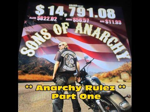 ARISTOCRAT - Sons of Anarchy - Part One
