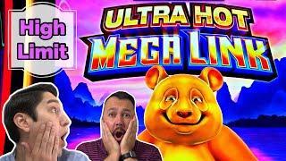 NEW High Limit ULTRA HOT Mega Link CHINA an extra $100 BRINGS a BIG WIN!