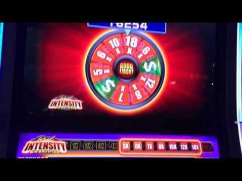 Reel Intensity 5 cents machine $10 bet line Hit ** SLOT LOVER ** ** SLOT LOVER **