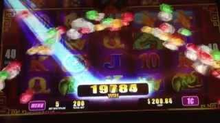 •HAND PAY  PROGRESSIVES! & 2 BONUS BIG WIN• •Winning Fortune Progressives Slot machine• $2.00 bet