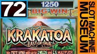 KRAKATOA (WMS) 9 SUNS CLONE REVIEW  - [Slot Museum] ~ Slot Machine Review