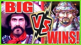 • BIG WINS!! • THE EPIC MEN OF LIGHTNING LINK SLOTS • | Slot Traveler