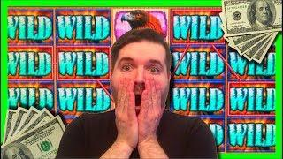 JACKPOT Junction! • MASSIVE WILDS LEAD TO MASSIVE WINNING at JACKPOT Junction For SDGuy1234