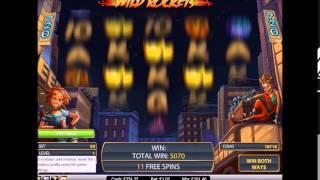 Dunover smashes Netent Slots again! Netent Wins mash-up