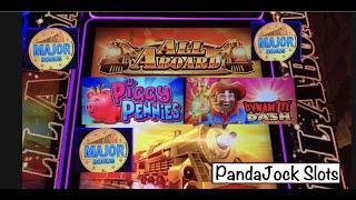 I finally found the New slot All Aboard ⋆ Slots ⋆ and it kept giving me Majors!⋆ Slots ⋆ Piggy Penni