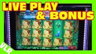 Lucky Honeycomb - Slot Machine LIVE PLAY & Bonus - Freeplay Friday 50