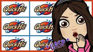 FUN with QUICK HIT Slots!  Max Bet Action on Quick Hit Slot Machines   Casino Countess