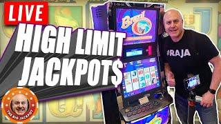 Who's Ready for Some HUGE JACKPOT$?! Live from The Lodge Casino •