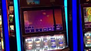 $45 A PULL!!! $225 TOTAL BET!!! CRAZY LADY PLAYING 5 SLOT MACHINES!!!!
