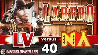 Las Vegas vs Native American Casinos Episode 40: Laredo Slot Machine