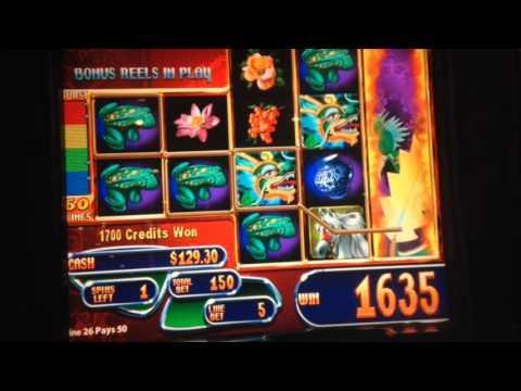 Dragon lady bonus 5 cents machine ** SLOT LOVER **