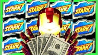 I put $100 In After An EPIC RUN I Cashed Out ?! MASSIVE WIN • on Iron Man Slot Machine W/ SDGuy1234