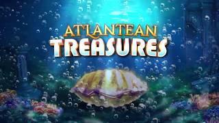Atlantean Treasures Online Slot Promo