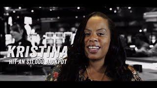 Kristina Wins a $10,000 Jackpot at San Manuel Casino! [Jackpot Stories - Ep.8]