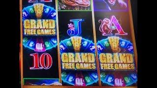 "Slots Weekly Highlights #8, Aug 7th, 9th, 11th•Unpublished Video New Slot ""Tarzan Grand"" San Manuel"