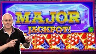 ⋆ Slots ⋆ MAJOR JACKPOT ⋆ Slots ⋆ The Raja Strikes it Rich Playing Lock It Link Eureka Blast!