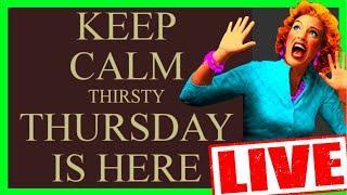 It's Casino Drawing Night! Thirsty Thursday Slots W/ SDGuy1234