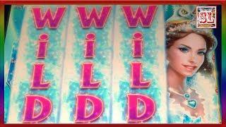 **WIFE's Great Win on ICY Wilds  ** SLOT LOVER **