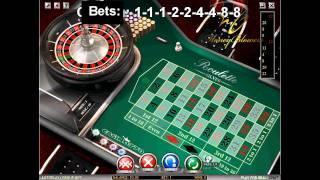 Parlay 31 Roulette System. Roulette Secrets.