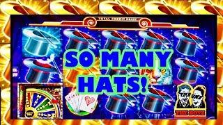 HOLD ONTO YOUR HAT•CHASING GOLD, WE GOT THE WHEEL $$$ CASINO GAMBLING WITH THE BOYZ!
