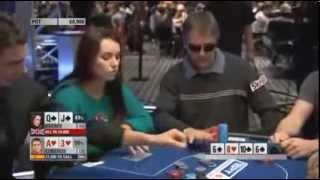 Liv Boeree Vs Cuberos - Great Read And Bluff