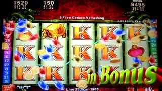 China Mystery Bonus&Hits - 1c. Konami Video Slots.