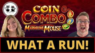 FIRST SPIN BONUS ⋆ Slots ⋆COIN COMBO